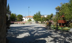 villa comunale, edificio Scuole Primarie