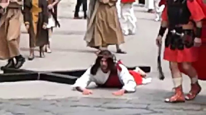 Rionero in V. annullata la Via Crucis del sabato Santo, causa Codiv-19