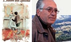 """libro """"autore allo specchio """" Antonio Capuano"""
