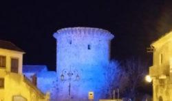 Torre di Ruvo d. M. blu Day