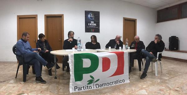 Castronuovo di S. Andrea: quanto emerso dall'Assemblea Pubblica promossa dal PD domenica 16 febbraio.