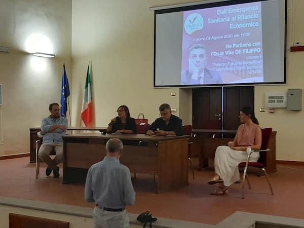 Italia Viva Senise dall'Emergenza Sanitaria al Rilancio Economico